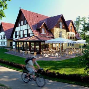 Hotel Pictures: Relais du Silence Kur- und Wellnesshaus Spree Balance, Burg