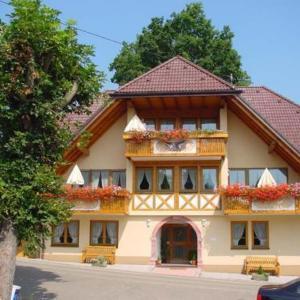 Hotel Pictures: Landgasthof Adler Pelzmühle, Biederbach Baden-Württemberg