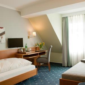 Hotelbilleder: Landhotel Zur Bretzel, Babenhausen