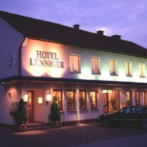 Hotelbilleder: Hotel Lenniger, Büren