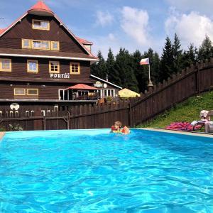 Hotel Pictures: Horský hotel Portáš, Nový Hrozenkov