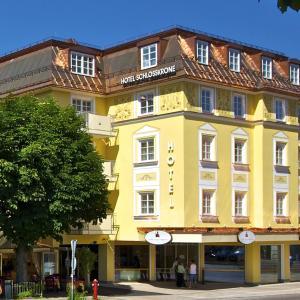 Hotelbilleder: Hotel Schlosskrone, Füssen