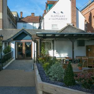 Hotel Pictures: The Elephant at the Market, Newbury