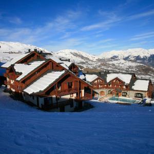 Hotel Pictures: Odalys Les Alpages Du Corbier, Villarembert