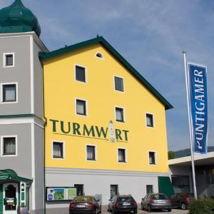 ホテル写真: Gasthof Turmwirt, Mürzhofen