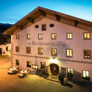 Hotellikuvia: Hotel & Gourmetwirtshaus Kirchenwirt seit 1326, Leogang