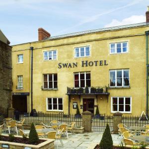 Hotel Pictures: Best Western Plus Swan Hotel, Wells
