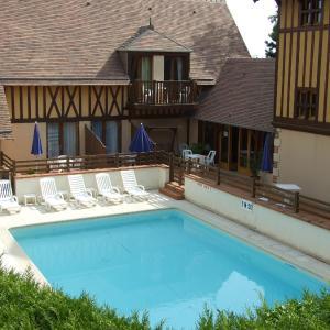 Hotel Pictures: Hôtel Le Romantica, Pennedepie