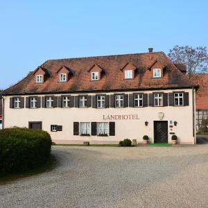 Hotelbilleder: Landhotel Schloss Buttenheim, Buttenheim