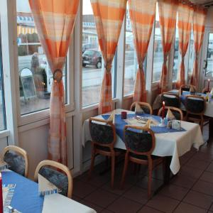 Hotel Pictures: Hotel Blaues Meer, Norddeich