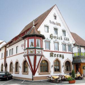 Hotelbilleder: Hotel und Gästehaus Kreuz, Gammertingen