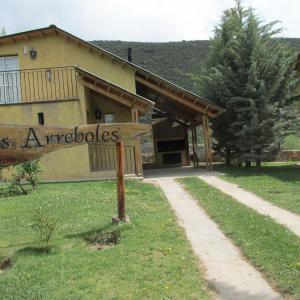 Hotellikuvia: Cabañas Los Arreboles, Potrerillos