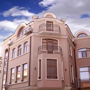 Hotellikuvia: Central Family Hotel, Haskovo