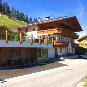 Zdjęcia hotelu: Landhaus Rieder im Zillertal - Apart Arena Blick, Aschau