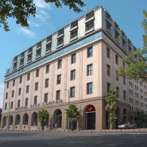 Zdjęcia hotelu: Capital City Center Apart Residence, Płowdiw