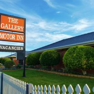 酒店图片: The Gallery Motor Inn, Dalby