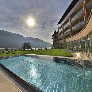 Hotellikuvia: Romantik Resort & SPA Der Laterndl Hof, Haldensee