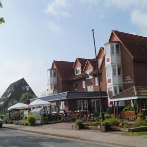 Hotelbilleder: Residenz Hansekogge, Nordholz