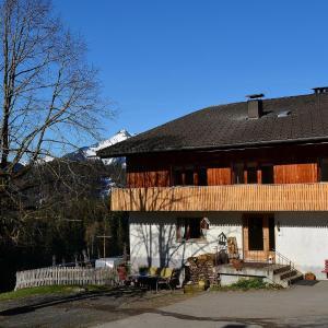 Fotografie hotelů: Bergbauernhof Fegg, Bezau