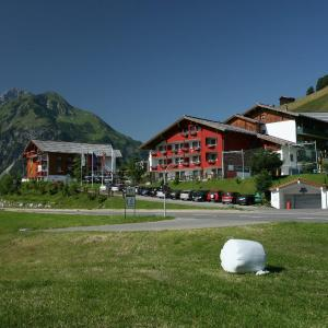 Fotografie hotelů: IFA Alpenrose Hotel Kleinwalsertal, Mittelberg