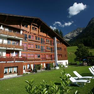 Fotografie hotelů: IFA Breitach Apartments Kleinwalsertal, Mittelberg