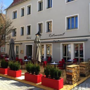 Hotelbilleder: Hezelhof's Radl-Hotel, Wassertrüdingen