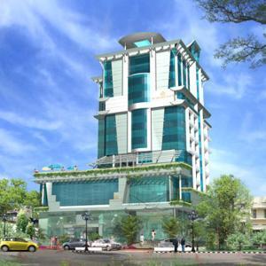 Hotellikuvia: SP Grand Days, Trivandrum