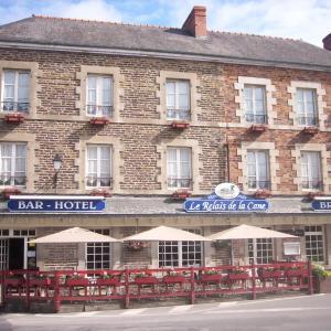 Hotel Pictures: Hôtel Restaurant Le Relais de la Cane, Montfort-sur-Meu