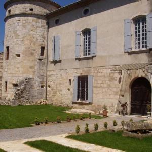 Hotel Pictures: Chateau de la Bastide, Goudargues