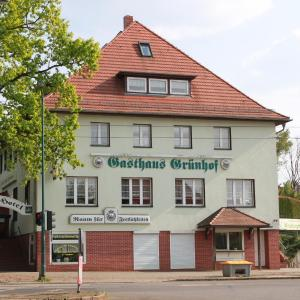 Hotelbilleder: Gasthaus & Hotel Grünhof, Frankfurt an der Oder