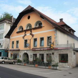 Hotelbilleder: Gasthof Post, Frankenmarkt