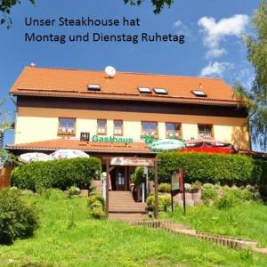 Hotelbilleder: Steakhouse & Pension Crazy Horse, Suhl