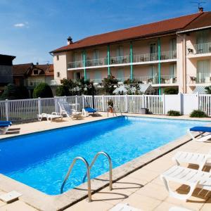 Hotel Pictures: Hostellerie de La Poste, Oust