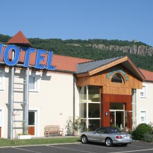 Hotel Pictures: Hôtel La Colombiere Cantal, Massiac