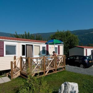 Hotel Pictures: Ideal Camping Lampele, Ossiach