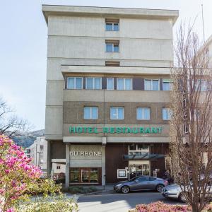 Hotel Pictures: Hôtel du Rhône, Sion