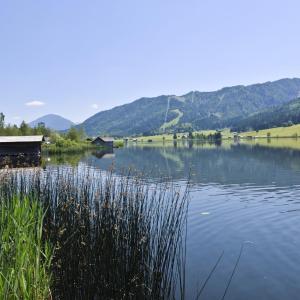酒店图片: Hotel Gasthof Weissensee, 魏森湖