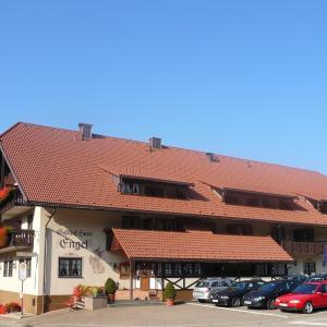 Hotelbilleder: Gasthof Hotel Engel, Simonswald