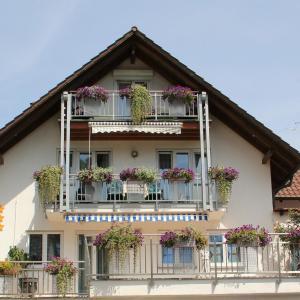 Hotelbilleder: Ferienwohnungen Eva Lange, Uhldingen-Mühlhofen