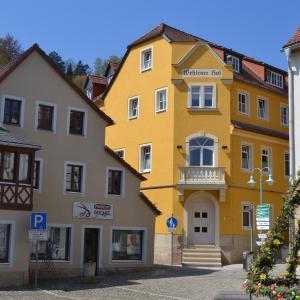 Hotelbilleder: Hotel Wehlener Hof, Stadt Wehlen