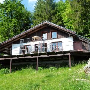 Hotelbilleder: Ferienhaus Rübezahl, Schöllnach