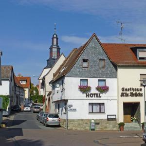 Hotel Pictures: Hotel Alte Brücke, Bad Homburg vor der Höhe