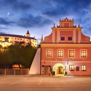 Hotel Pictures: Hotel Růže, Rožmberk nad Vltavou