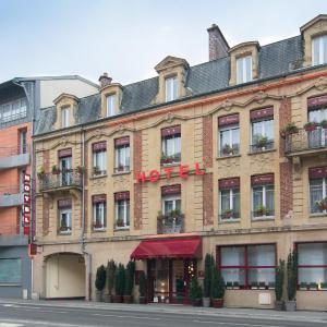 Hotel Pictures: Hotel Le Pelican, Charleville-Mézières