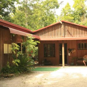 酒店图片: Tropical Bliss bed and breakfast, Mena Creek