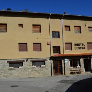 Hotel Pictures: Hostal l'Escon, Llanars