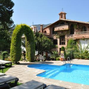 Hotel Pictures: Hotel Rural Convento Santa Maria de la Sierra, Arroyo Frio