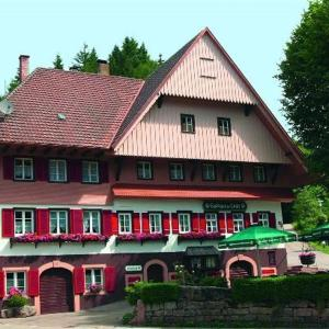 Hotel Pictures: Gasthaus Zur Linde, Oberharmersbach