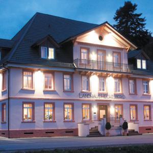 Hotelbilleder: Landhaus Hechtsberg, Hausach