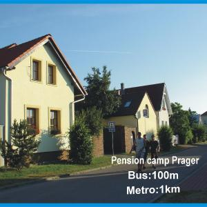 Hotel Pictures: Pension Camp Prager, Prague
